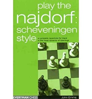 Play the Najdorf: scheveningen style. A complete repertoire for black in this most dynamic of ope...
