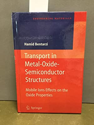 Transport in metal-oxide-semiconductor structures : mobile ions effects on the oxide properties. ...