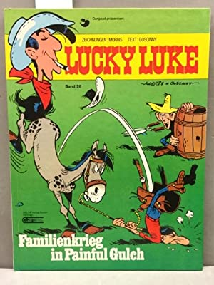 Lucky Luke; Teil: Bd. 26., Familienkrieg in Painful Gulch.