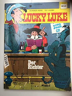 Lucky Luke - Der Richter Band 31.