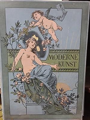 Moderne Kunst in Meister-Holzschnitten nach Gemälden und