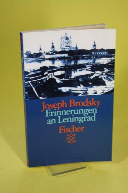 Erinnerungen an Leningrad - Fischer ; 9539: Brodsky, Joseph