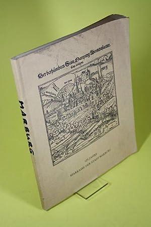 Festschrift zum 125 jährigen Bestehen der Sparkasse der Stadt Marburg. - Der berhümbten ...