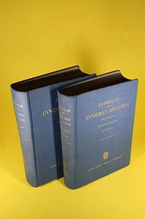 Lehrbuch der Inneren Medizin (Band 1 und 2) - 2 Bände: Denning, Helmut (Hrsg.)