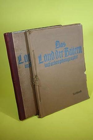 Das Land der Bayern in Farbenphotographie (Band I. und Band II.) - Deutschland in ...