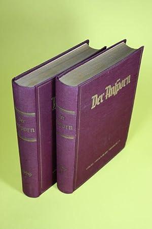Der Ansporn. (Jahrgang 1929 / Band I. und II.) - Die Zeitschrift für Vorwä...