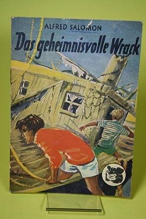 Das geheimnisvolle Wrack - Jumbo-Reihe Heft 16: Salomon, Alfred