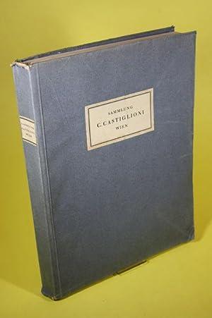 Sammlung C. Castiglioni   Wien   Gemälde,: Falke, Otto Von