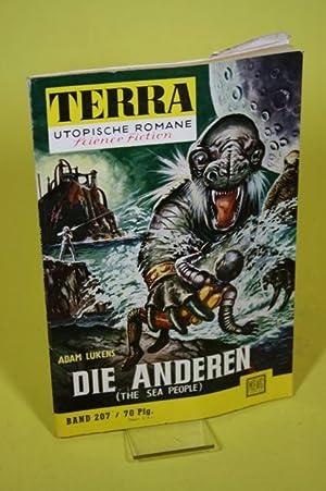 Terra ; Utopische Romane - Science Fiction: Lukens, Adam