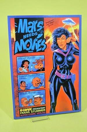 Mars needs Movies. Band 64. - Amazonen: U-Comix