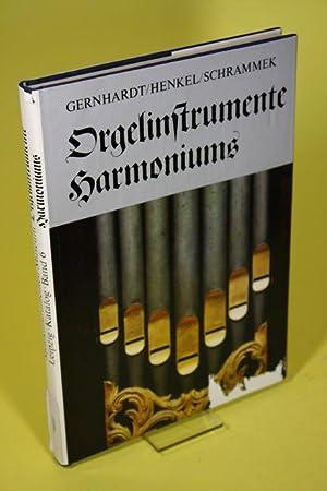 Orgelinstrumente, Harmoniums - Musikinstrumenten-Museum, Leipzig; Katalog, Bd.: Gernhardt, Klaus /