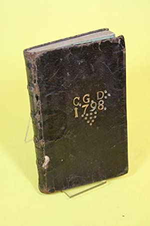 Beicht- und Communionbuch: F�rster, Johann Christian