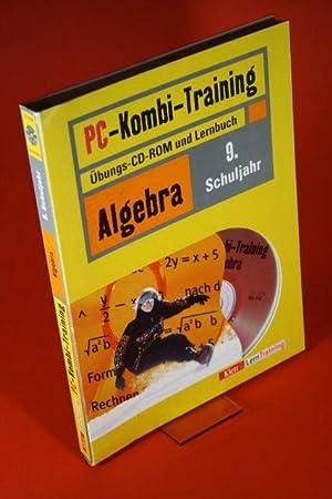 PC-Kombi-Training Algebra - Übungs-CD-ROM und Lernbuch -: Bergmann, Hans