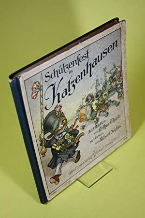 Schützenfest in Katzenhausen - Erstausgabe: Sixtus, Albert
