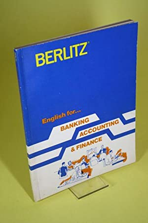 Berlitz English for Banking, Accounting & Finance: o.A