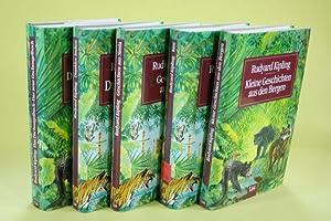 Das Dschungelbuch-Das neue Dschungelbuch; Dunkles Indien; Geschichten: Kipling, Rudyard
