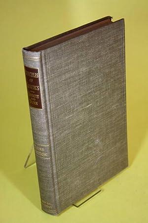 Principles of Genetics: Sinnott, Edmund W.