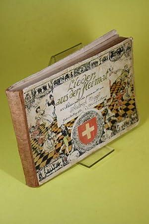 Lieder aus der Heimat - 100 Schweizer: Niggli, Friedrich (gesammelt