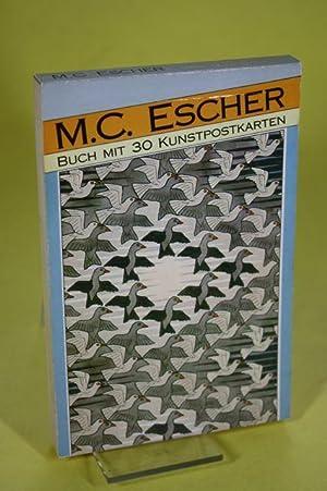Buch mit 30 Kunstpostkarten: Escher, M. C.