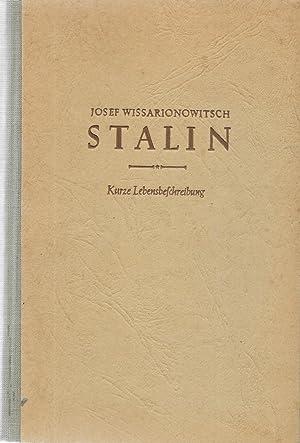 Joseff Wissarionowitsch Stalin: G.F.Aiexandrow, M.P.Galaktinow, W.S.Kruschkow,M.B.Mitin,