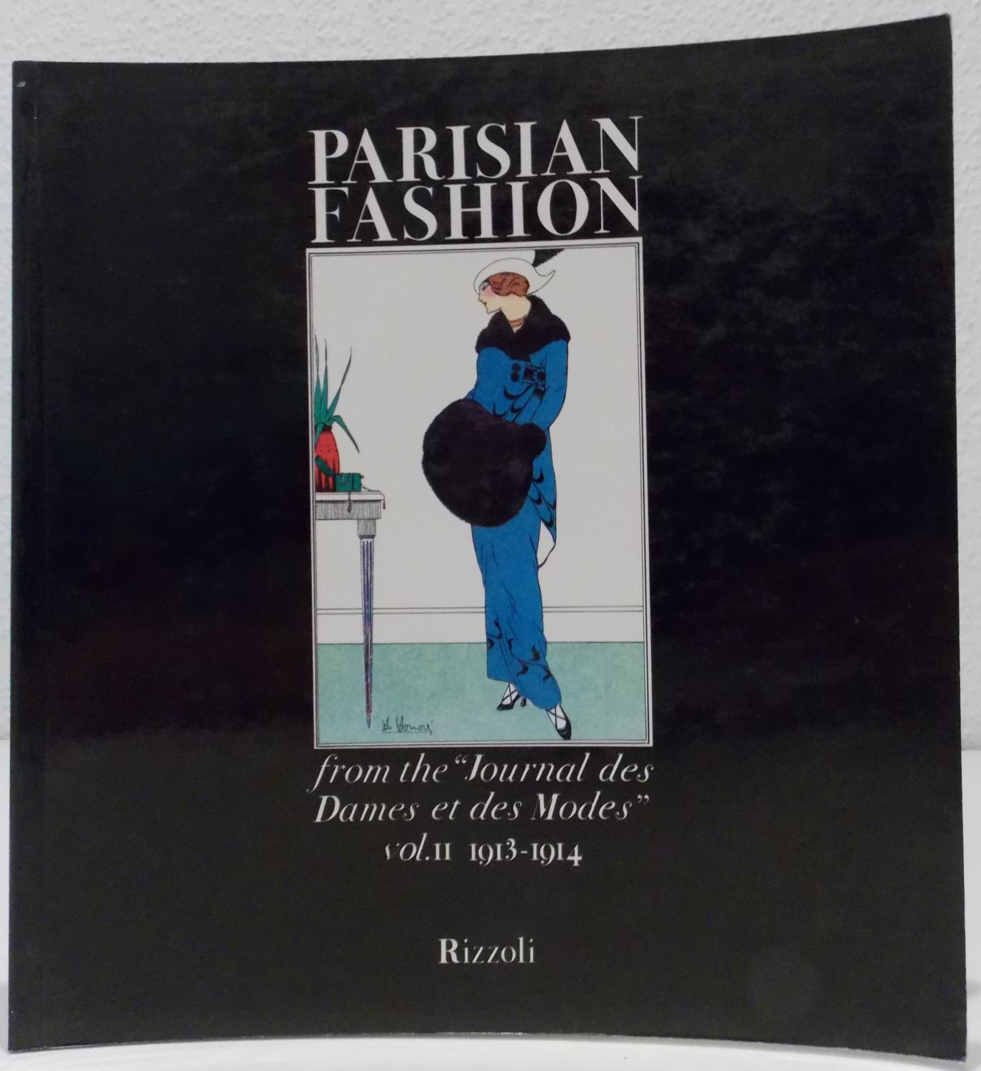 """Parisian Fashion from the """"Journal des Dames"""