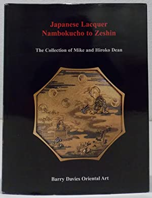 Japanese Lacquer. Nambokucho to Zeshin. The Collection
