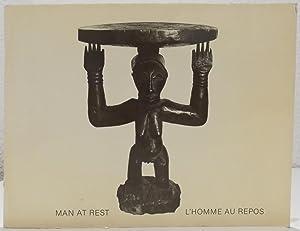 Man at Rest / L'Homme au Repos.: Dagan, Esther A.