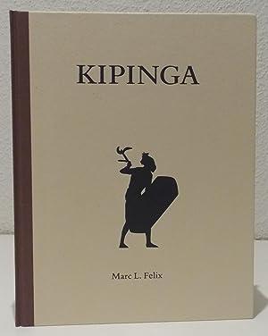 Kipinga. Throwing-Blades of Central Africa. Wurfklingen aus: Felix, Marc L.