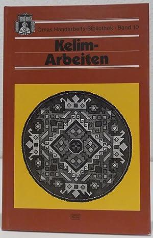 Kelim-Arbeiten. Reprint nach dem Original von 1922.: Niedner, Marie.