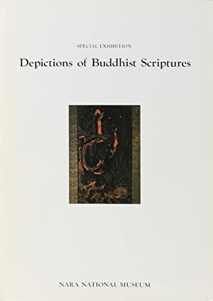 Depictions of Buddhist Scriptures.