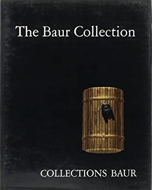 The Baur Collection Geneva. Japanese Lacquer (Selected Pieces).
