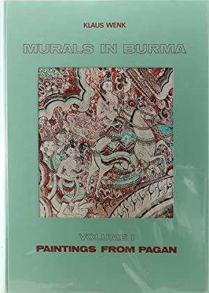 Murals in Burma. Volume I. Paintings from Pagan of the late period, 18th century. Unter Mitarbeit...