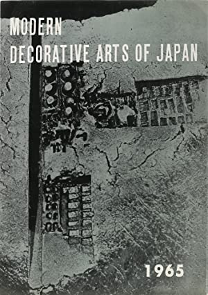 Modern Decorative Arts of Japan.
