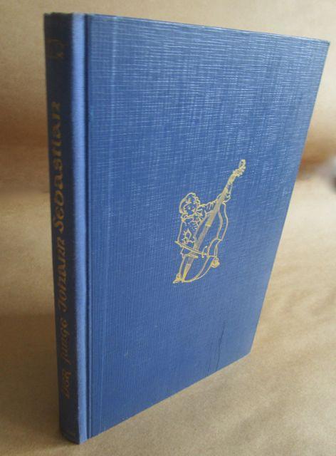 Der junge Johann Sebastian. Ein Bach-Buch für: Schittenhelm, Rosemarie.