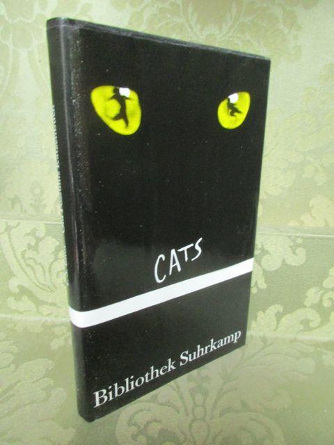 Old Possums Katzenbuch Englisch Und Deutsch Mit Zeichnungen Von