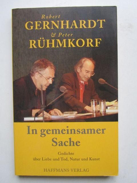Gernhardt gedicht tod