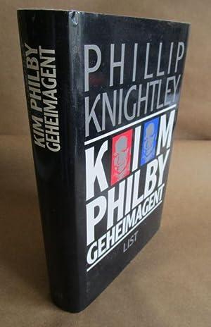 Kim Philby. Geheimagent. - Deutsch von Udo: Knightley, Phillip.