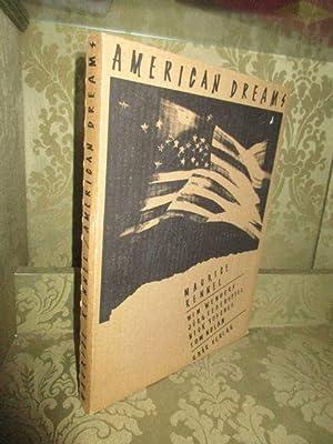 American Dreams. Textbeiträge von Wim Wenders, Jürg: Kennel, Maurice.
