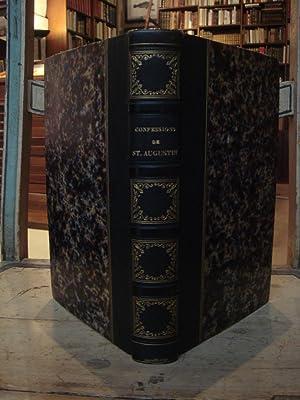 Les Confessions de Saint Augustin nouvelle édition revue et corrigée