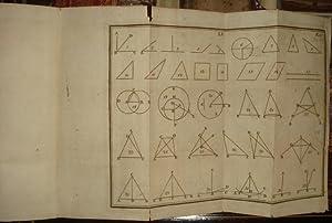 Elementos de Euclides dos seis primeiros livros do undecimo e duodecimo da versao latina de ...