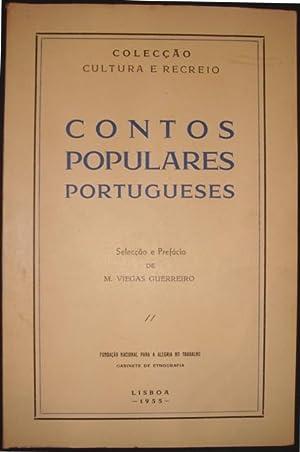 Contos populares Portugueses: Guerreiro, M. Viegas