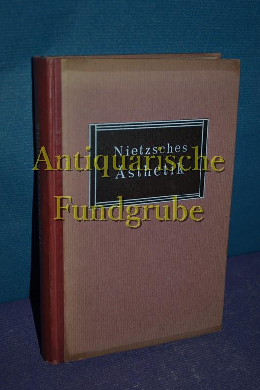 Nietzsches Ästhetik.: Zeitler, Julius: