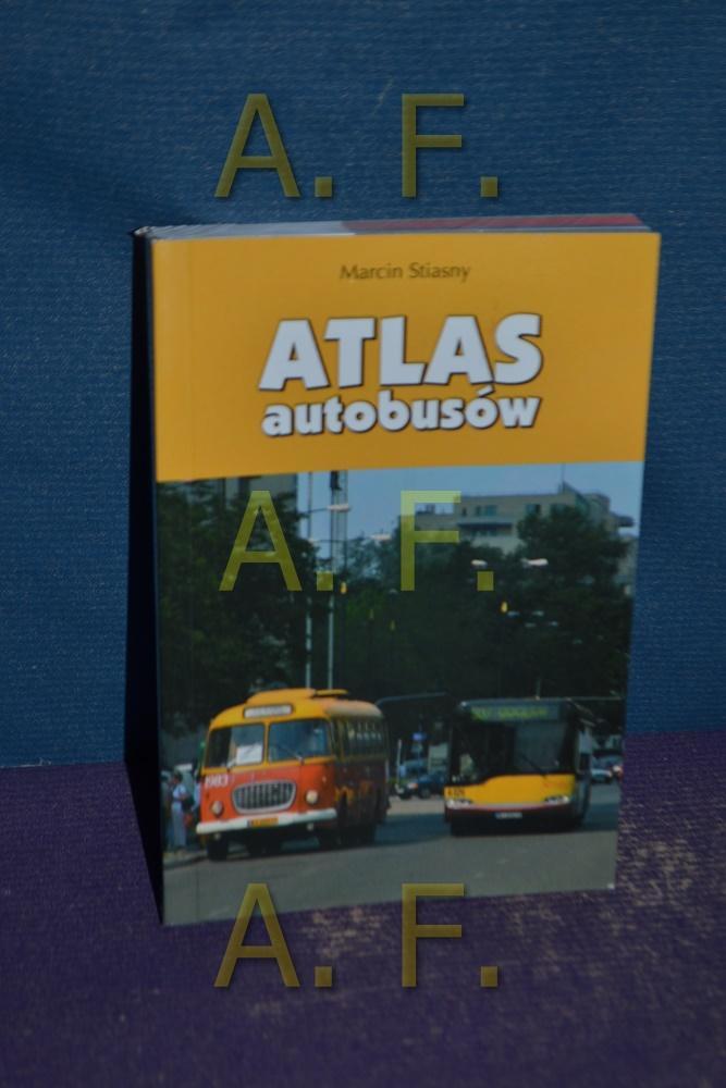 Atlas autobusow - Stiasny, Marcin