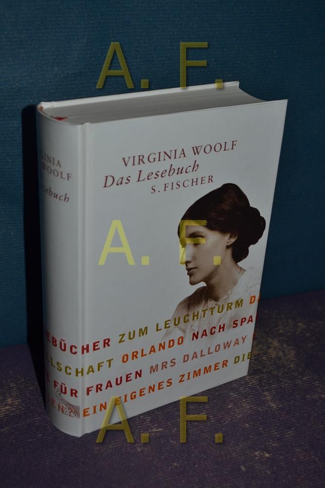 Das Lesebuch. [Ausgew. von Corinna Fiedler] - Woolf, Virginia und Corinna (Hrsg.) Fiedler