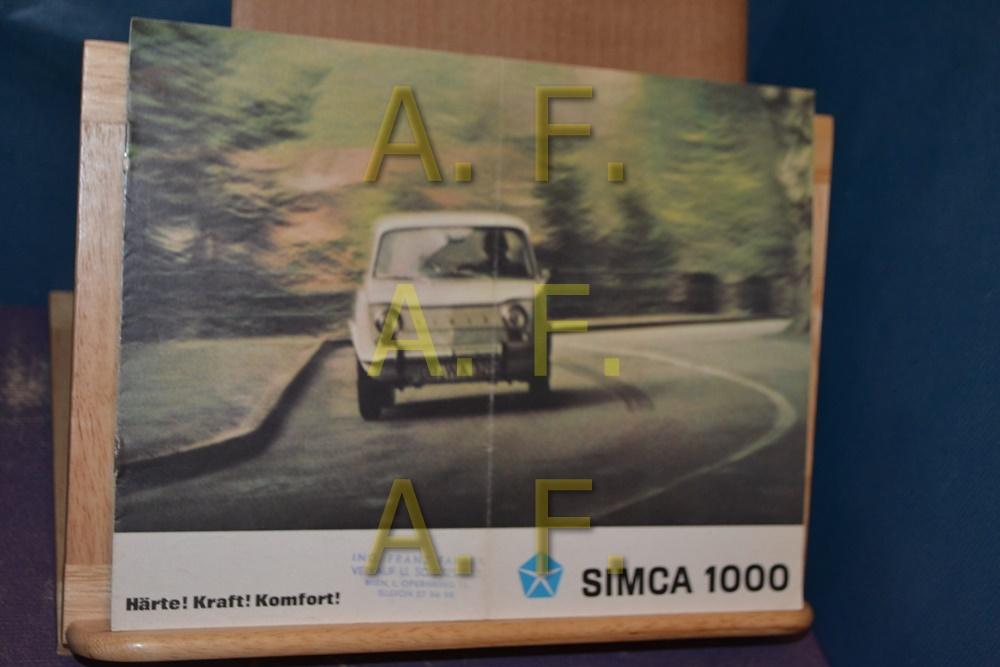 simca 1000 - ZVAB