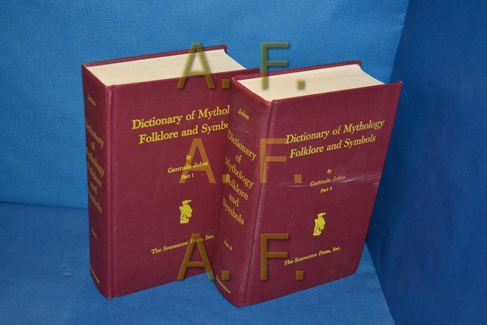 Dictionary Mythology Folklore Symbols Abebooks