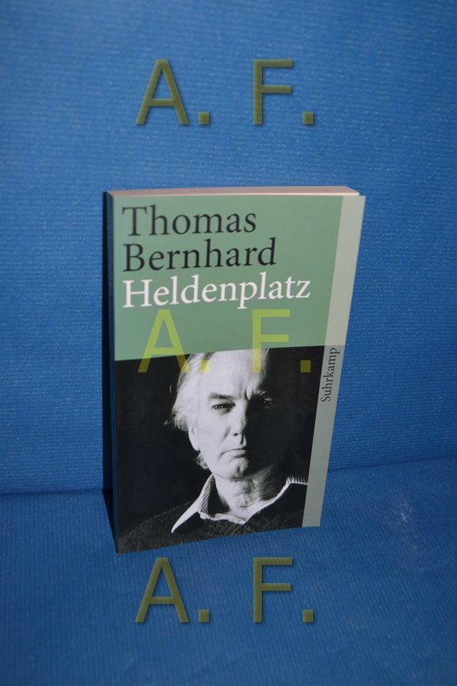 Heldenplatz: Bernhard, Thomas: