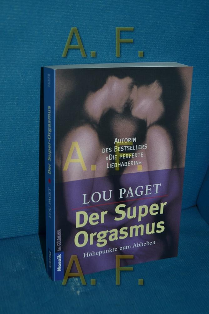 Super weiblicher Orgasmus