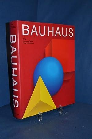 Bauhaus. hrsg. von Jeannine Fiedler , Peter: Fiedler, Jeannine [Hrsg.]