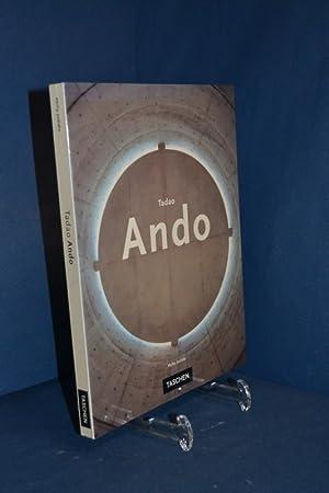 Tadao Ando. Philip Jodidio. [French transl.: Simone: And�, Tadao and